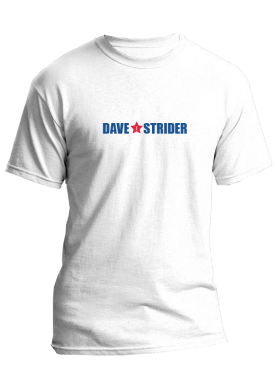 Promotional Dave Strider Classic Simple Tee