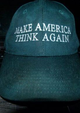 Make America Think Again – MATA